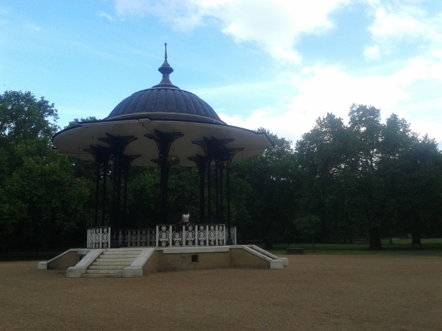 Southwark Park, Rotherhithe, London