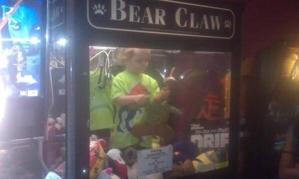 Kael Ireland: Nebraska toddler found stuck inside arcade claw machine