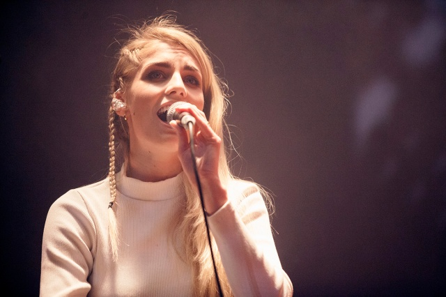 Hannah, London Grammar, Brixton Academy 3rd June 2014
