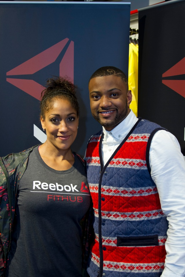 Vanessa Labort and JB Gill