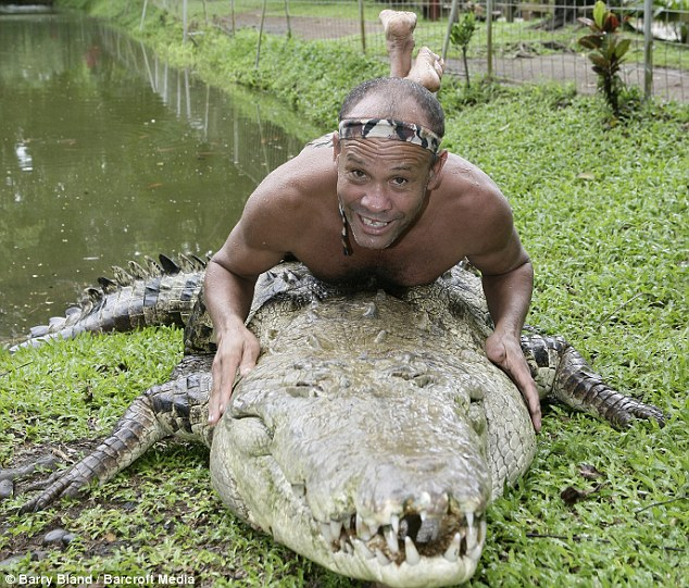 Crocodile Guy